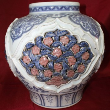 Rare Antiques - Chinese Yuan dynasty vase