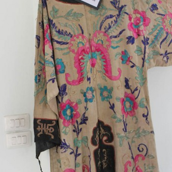 Chinese Antiques - Opera Dress from Qing dynasty