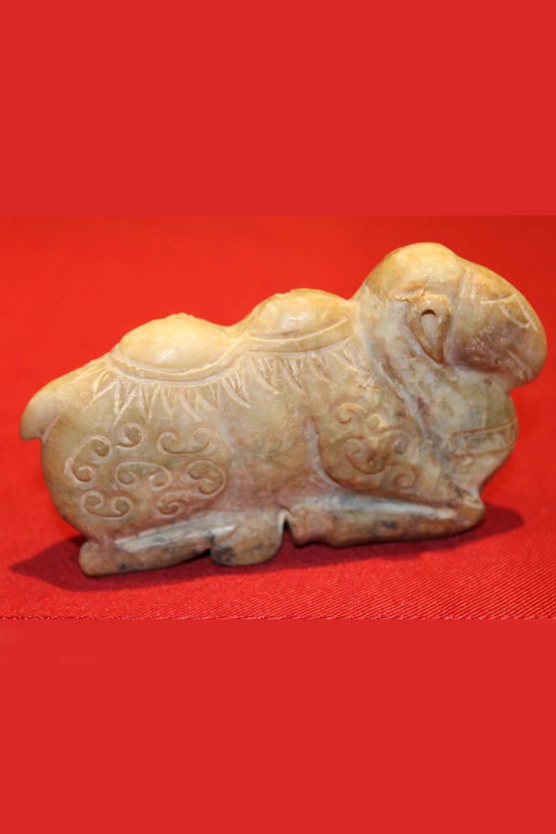 jade camel