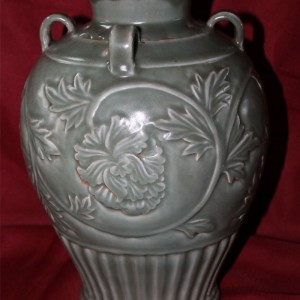 Extremely Rare Antique Chinese Porcelain Song / Yuan Dynasty Urn