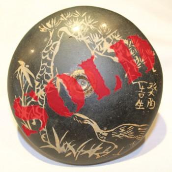 Antique Chinese opium bowl P#21