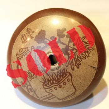 Antique Chinese opium bowl P#23