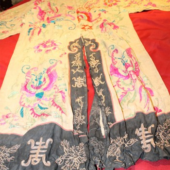 Antique Chinese Opera Clothes