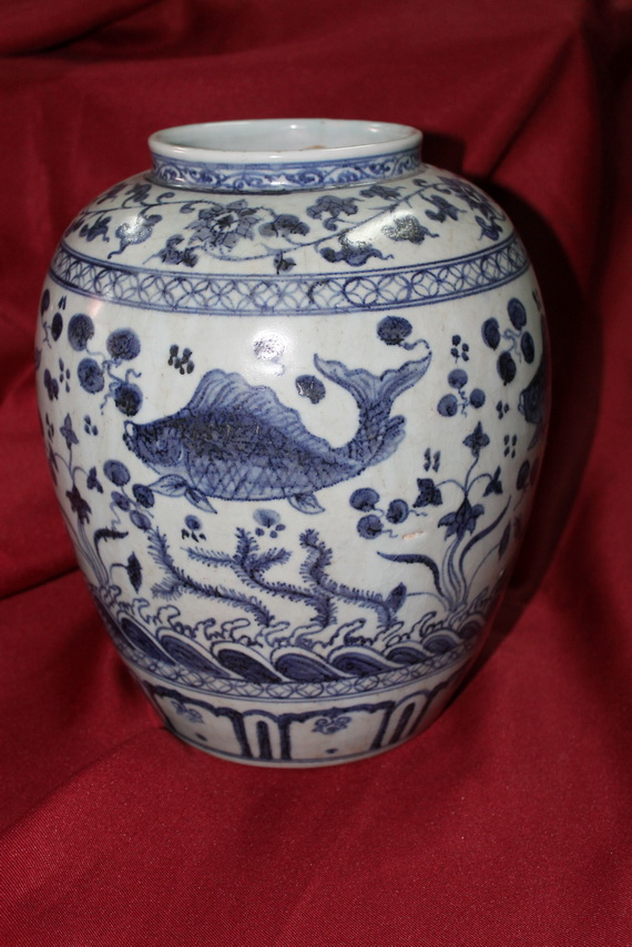 Dating unmarked chinese porcelain