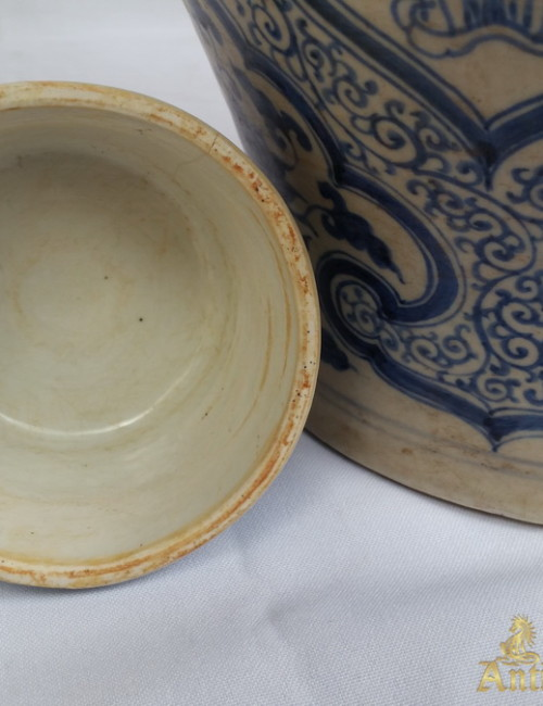 Ming Vase 032