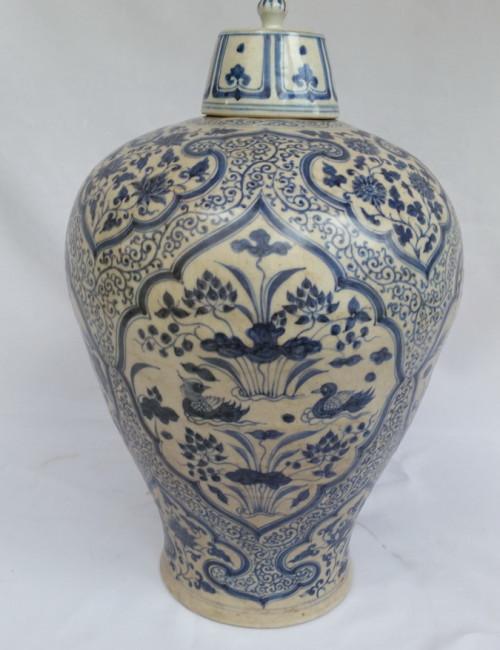 Ming Vase 041