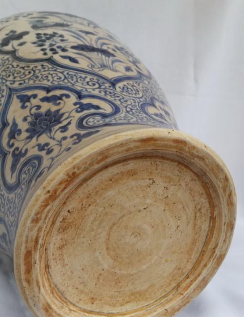 Ming Vase bottom