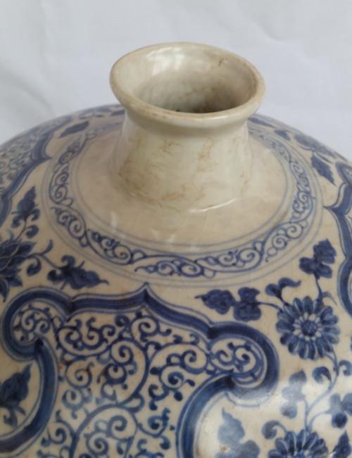 Ming dynasty Vase 020