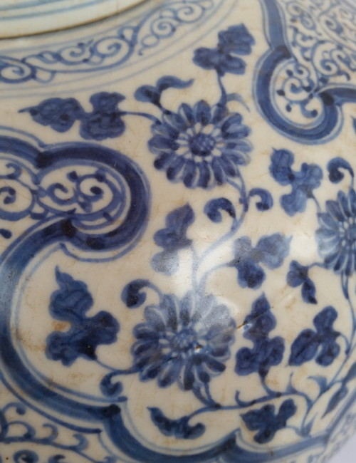 blue and white ming dynasty