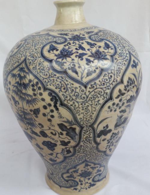 chinese Ming Vase 022