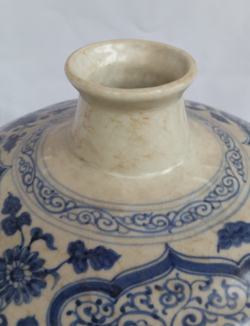 early ming vase