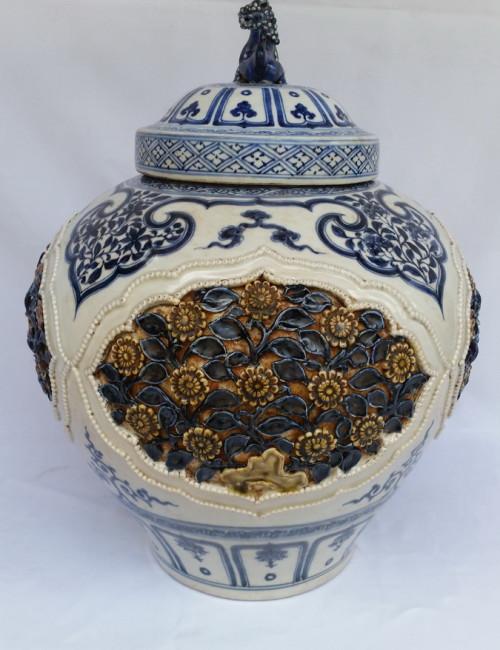 yuan dynasty vase